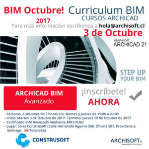 Curso ARCHICAD BIM – Nivel Avanzado @ Construsoft | Santiago | Región Metropolitana | Chile