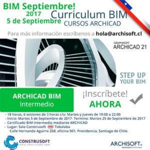 Curso ARCHICAD BIM – Nivel Intermedio @ Construsoft | Santiago | Región Metropolitana | Chile