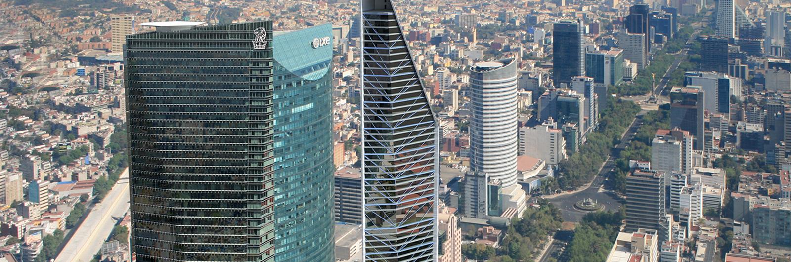 Aplican tecnología BIM en importante edificio de Ciudad de México