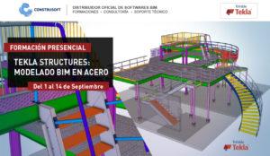 Capacitación Tekla Structures ACERO Presencial @ Providencia | Región Metropolitana | Chile