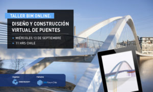 Taller BIM Online: Diseño y construcción virtual de puentes
