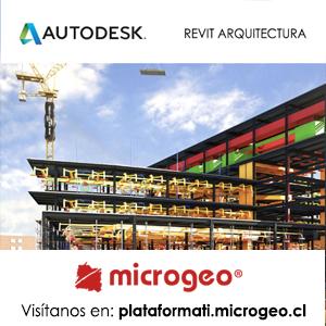 Modelamiento BIM CON REVIT ARCHITECTURE @ Microgeo  | Santiago | Región Metropolitana | Chile