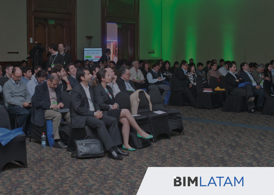 Industria 4.0, BIG Data, Inteligencia artificial y grandes obras modeladas en BIM conforman BIM Latam 2017