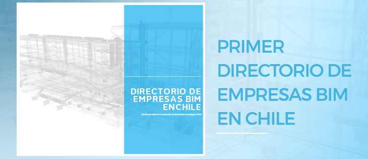 Primer Directorio de Empresas BIM en Chile