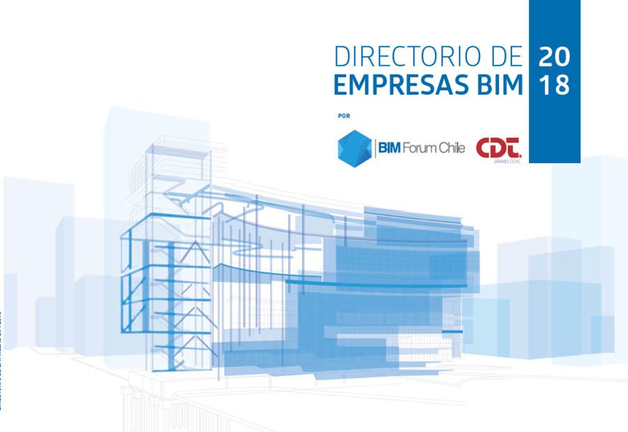 BIM Forum Chile invita a participar del Directorio de Empresas BIM 2018