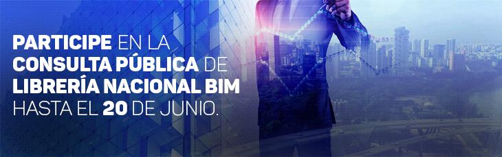 Participe de Consulta Pública de Librería Nacional BIM