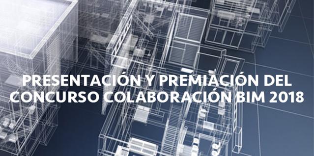 Seminario Colaboración Interdisciplinaria BIM: Experiencias de la industria y resultados del concurso Colaboración BIM