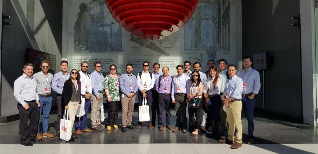 BIM Forum Colombia, conoció experiencia chilena respecto de la aplicación del Building Information Modeling