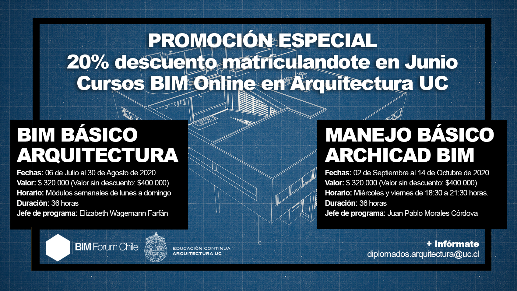 Promocion BIM Forum